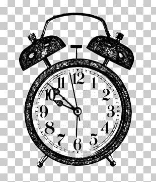 Alarm Clocks Drawing Stock Photography PNG
