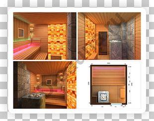 Banya Sauna Project 3D Computer Graphics PNG