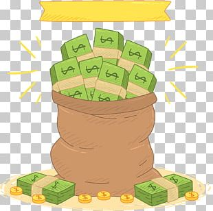 Money Bag Coin PNG
