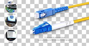 Network Cables Single-mode Optical Fiber Optical Fiber Connector Multi-mode Optical Fiber PNG