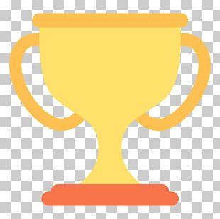 Coffee Cup Trophy Mug PNG