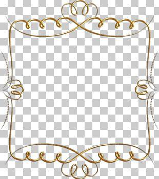 Frames Gold PNG