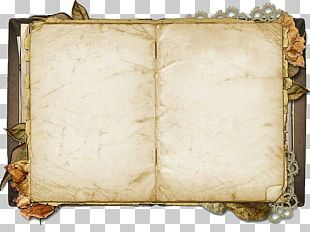 Paper Book Parchment PNG