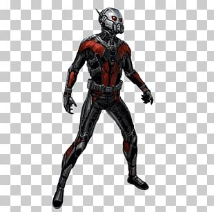 Wasp Ant-Man Hank Pym Concept Art Film PNG