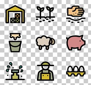 Computer Icons Agriculture Farm Symbol PNG