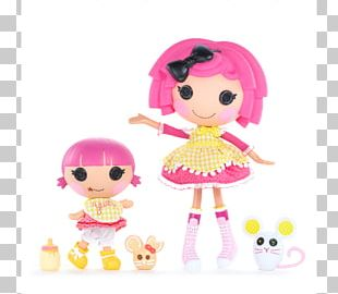 Lalaloopsy Doll Oven Baking Confetti Cake PNG
