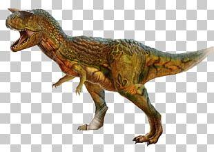 ARK: Survival Evolved Carnotaurus Allosaurus Giganotosaurus Dinosaur PNG