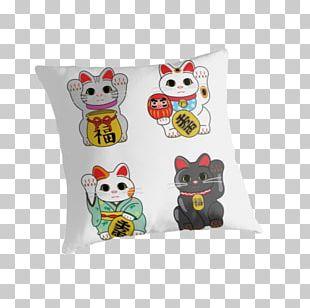 Cat Maneki-neko IPhone 7 Luck Drawing PNG