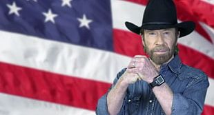 Chuck Norris Facts United States Total Gym Kickstart Kids PNG