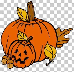 Jack-o'-lantern Halloween Pumpkin PNG