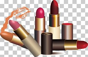Lipstick Cosmetics Drawing PNG