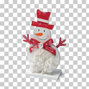 Snowman Christmas Decoration Common Holly Fur Clothing PNG