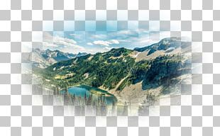 North Cascades National Park Contiguous United States Water Resources PNG