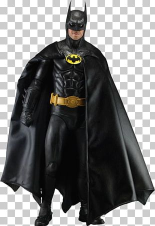 Batman Action Figures Action & Toy Figures National Entertainment Collectibles Association BATMAN MICHAEL KEATON BATMAN 1989 1:4 SCALE ACTION FIGURE PNG