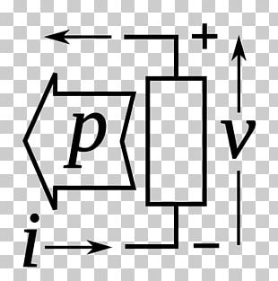Symbol Passive Sign Convention Electrical Engineering Passivity PNG