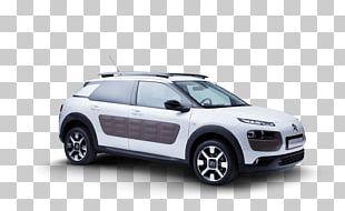 Sport Utility Vehicle Citroën C4 Picasso Car Citroën C4 Cactus PNG