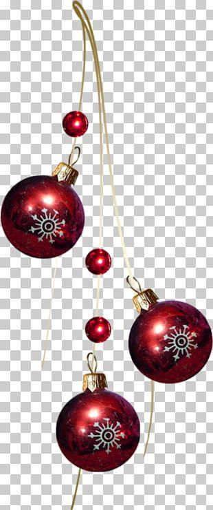 Christmas Ornament Red Bubble Shooter Christmas Balls PNG