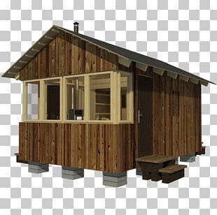 Cottage House Plan Log Cabin House Plan PNG