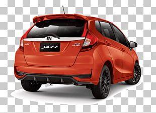 2018 Honda Fit Car HONDA JAZZ RS CVT Honda City PNG
