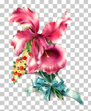 Flower Bouquet Floral Design Greeting & Note Cards PNG