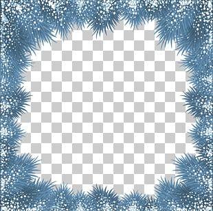 Christmas Snowflake Photography Illustration PNG