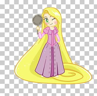 Rapunzel Cartoon YouTube Drawing Caricature PNG