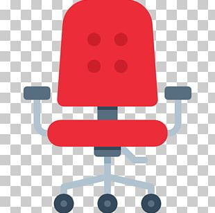 Table Office Chair Furniture PNG