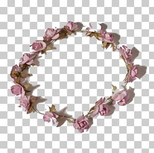 Flower Crown Wreath Headband Lei PNG