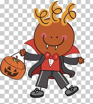 Halloween Costume Drawing Illustration PNG