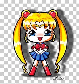 Chibiusa Sailor Moon Sailor Senshi ChibiChibi PNG