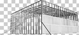 Framing Steel Frame Building Load-bearing Wall PNG