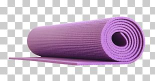 Yoga Mat Physical Fitness Physical Exercise PNG