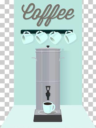 Coffee Percolator PNG