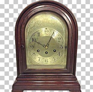 Mantel Clock Floor & Grandfather Clocks Bracket Clock Movement PNG