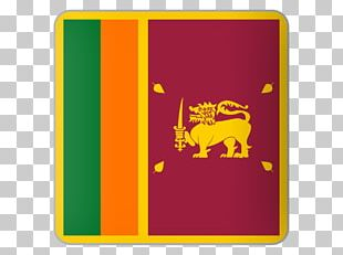 Flag Of Sri Lanka National Flag PNG
