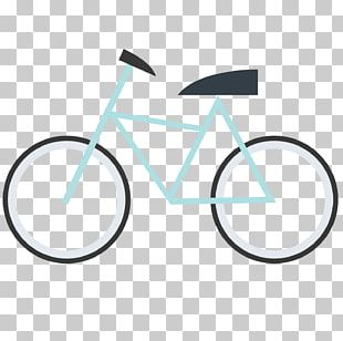 Bicycle Frame Euclidean PNG