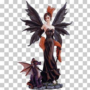 Fairy Figurine Statue Pixie Flower Fairies PNG