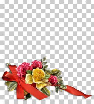Garden Roses Flower Bouquet Floral Design PNG
