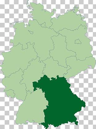 States Of Germany Bavaria Bremen Thuringia North Rhine-Westphalia PNG