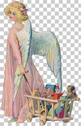 Cherub Angel Christmas PNG