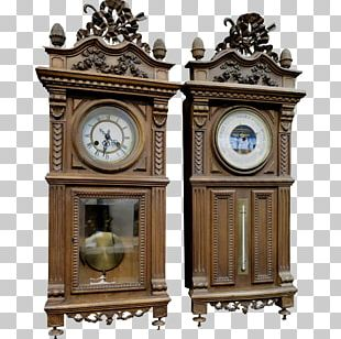 Clock Antique Furniture Clothing Accessories Home PNG
