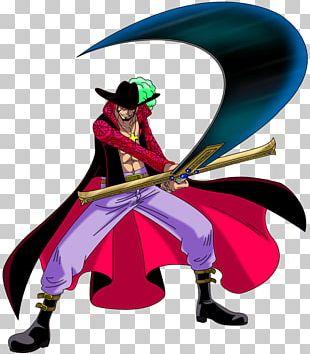 Dracule Mihawk Monkey D. Luffy Donquixote Doflamingo Roronoa Zoro One Piece PNG