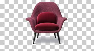 Eames Lounge Chair Copenhagen Furniture Upholstery PNG
