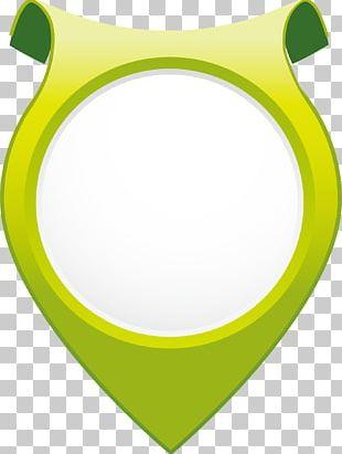 Green Font PNG