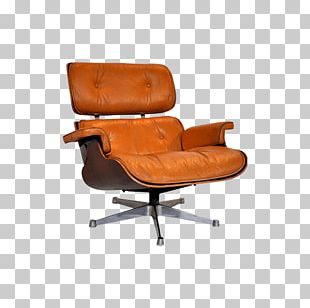 Eames Lounge Chair Furniture Table Charles And Ray Eames PNG