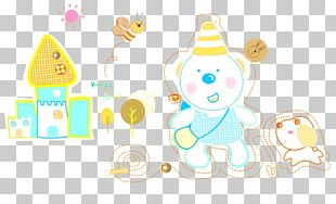 Yellow Toy Infant PNG