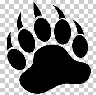 Bear Paw Graphics PNG
