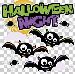 Halloween Digital Scrapbooking PNG