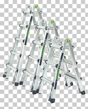 Ladder Little Giant 10126LG Classic 26' Wing Enterprises PNG