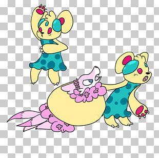 Cartoon Animal Pink M PNG